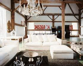 Modern Rustic Living Room Ideas by Country Home Decor With Contemporary Flair