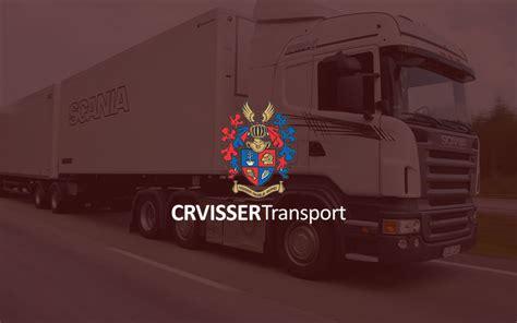 cr visser transport transport company