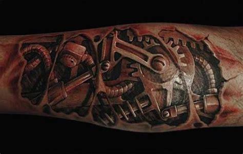 65 mesmerizing optical illusion tattoos tattooblend