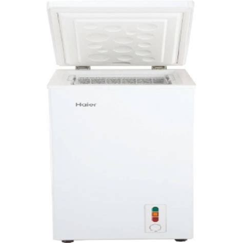 Freezer Sanyo 100 Liter haier hcf 100htq 100 l freezer refrigerator white price in india with offers