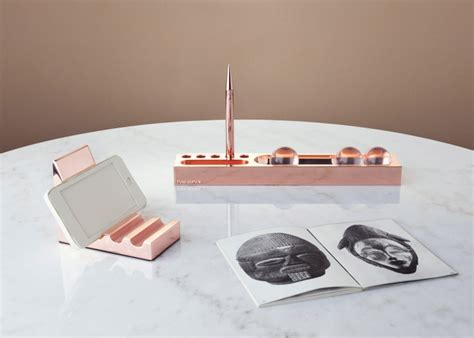tom dixon desk accessories office furniture collection by tom dixon 187 retail design blog