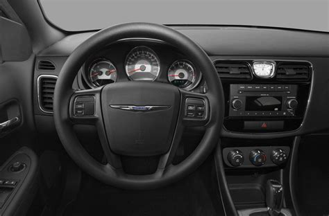 2012 Chrysler 200 Interior by 2012 Chrysler 200 Price Photos Reviews Features