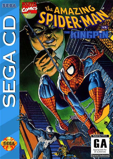 emuparadise spiderman amazing spider man vs the kingpin the u iso