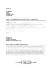 purchase order letter template sample form biztreecom