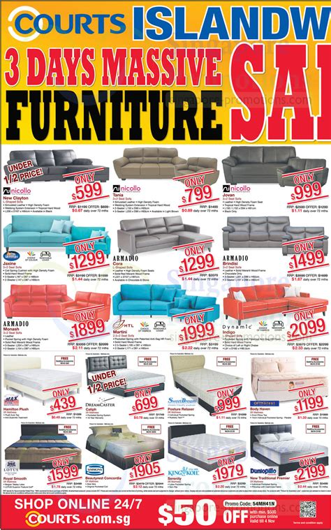 nice Best Online Furniture Stores #1: Sofas-Mattress-Nicollo-Silentnight-Armadio-HTL-Dynamic-MaxCoil-Dreamcaster-Lotus-SweetDream-Simmons-KingKoil-Orthorest-Dunlopillo.jpg