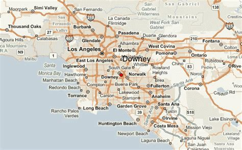 downey location guide