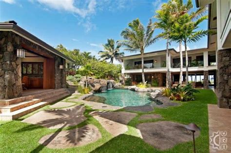 top 6 luxury homes on oahu hawaii travel