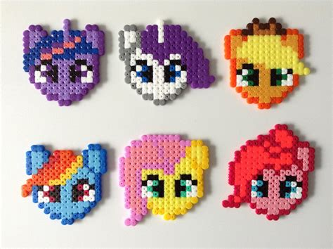 bead my my pony hama bead sprite by dogtorwho on