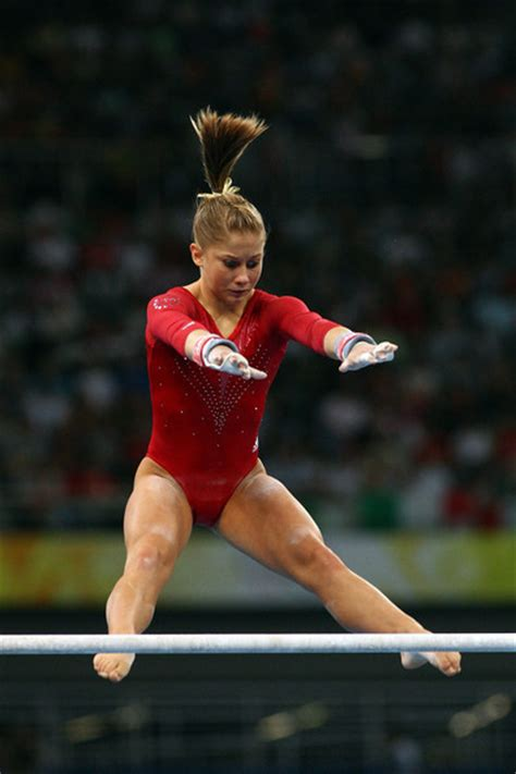 gymnastic oop shawn johnson shawn johnson pictures olympics day 7 artistic