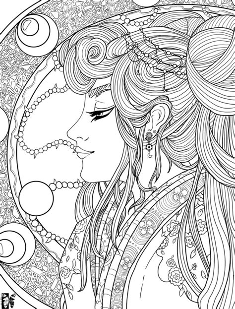Complicated Coloring Pages Bestofcoloring Com Complicated Coloring Pages