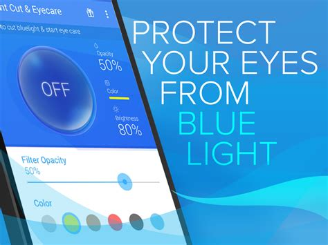 what is the blue light filter for blue light filter for eye care android apps on play