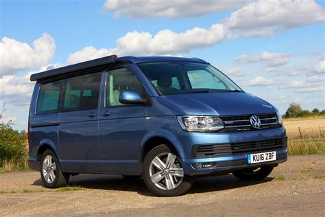 Volkswagen California Estate 2015 Photos Parkers