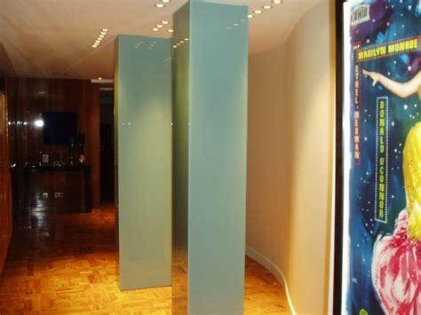 Bathrooms By Design Splashbacks Amp Painted Glass Column Casings Glass