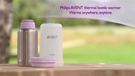 Philips Avent Thermal Bottle Warmer Termos Jar Mpasi Murah how to use the avent thermal bottle warmer philips bottle warmer on the go scf256