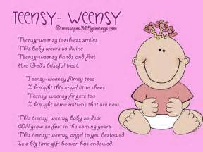 free sweet baby shower poems 365greetings - Baby Poems For Baby Showers