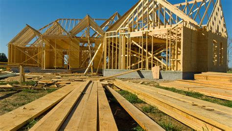 house contractors home construction dips but signs point up cbs news