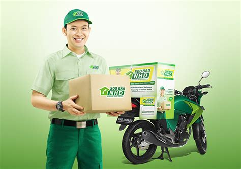 Nhd Indonesia Green nutrition home delivery on behance