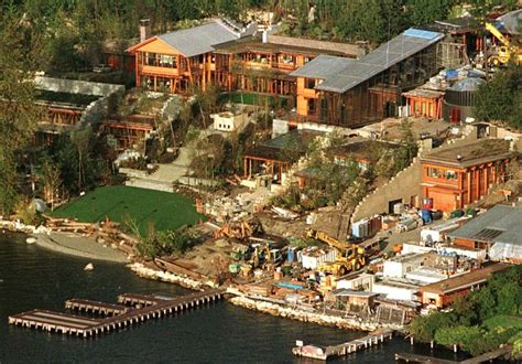 Bill Gates House Tour by Bill Gates Xanadu 2 0 Pricey Pads