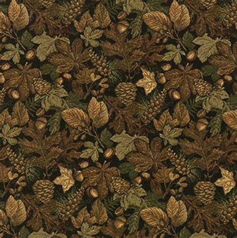 cabin upholstery fabric upholstery fabric mountain lodge cabin rustic leaf acorn