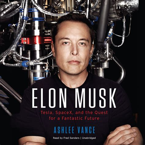 Tesla Spacex Elon Musk Audiobook By Ashlee Vance For Just 5 95