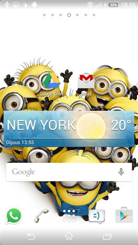 imagenes fondo de pantalla minions especial los minions invaden android