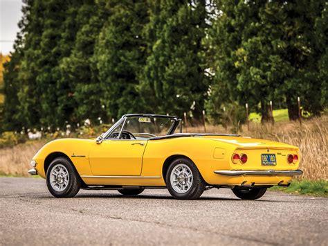 1967 fiat spider fiat dino spider 1967 sprzedany giełda klasyk 243 w