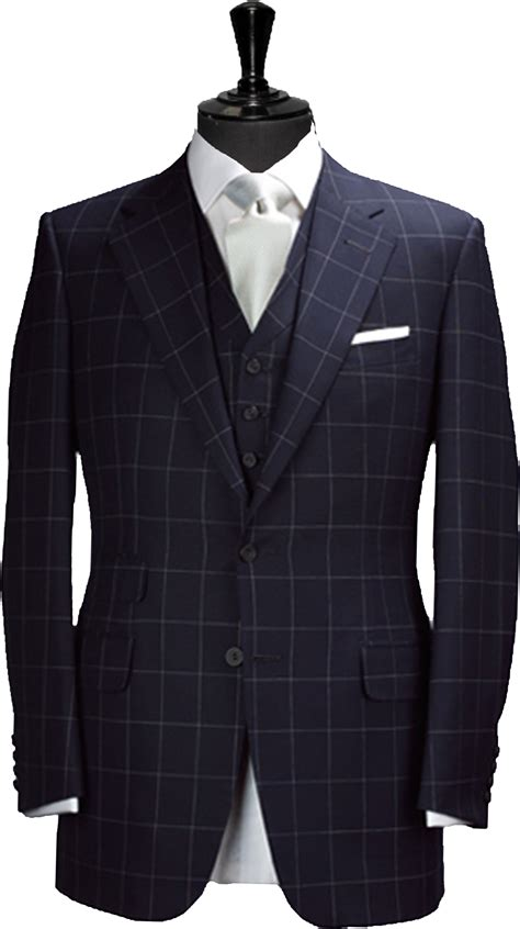 Handmade Mens Suits - custom suits bespoke suits fitted suits in new york