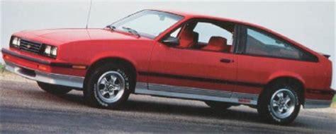 1985 chevrolet cavalier 1985 chevrolet cavalier