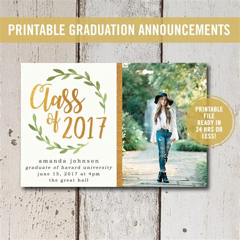 beautiful graduation invitation message for graduation party