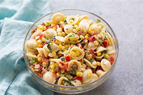 pasta salad dressing recipe salad recipes simplyrecipes