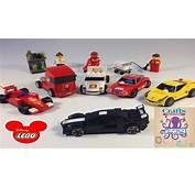 LEGO Ideas Product Ferrari 488 GTB Speed Champions
