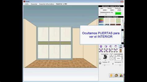 software para dise o de interiores programa software dise 241 o armarios empotrados closets muebles dormitorios vestidores imor 22