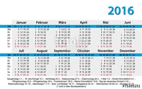 Calendar From 2014 To 2016 Quot Kalender 2016 Visitenkartenformat Mit Feiertagen