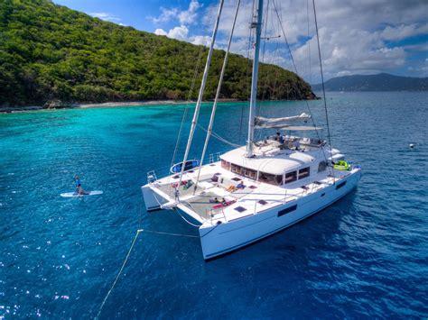 vrbo catamaran bvi island hopping vacation on a private yacht vrbo