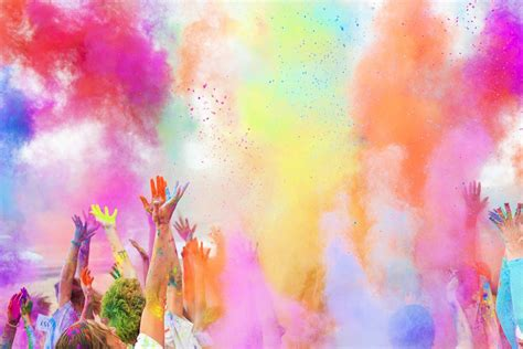 color me rad run color me rad run just a month away happiness