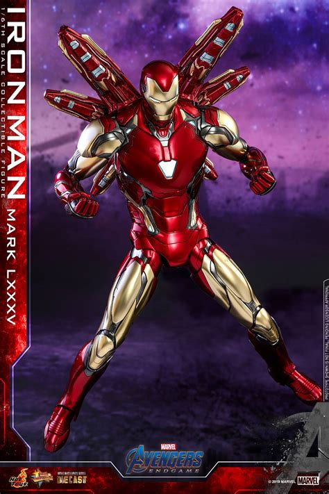 check hot toys avengers endgame iron man action figure