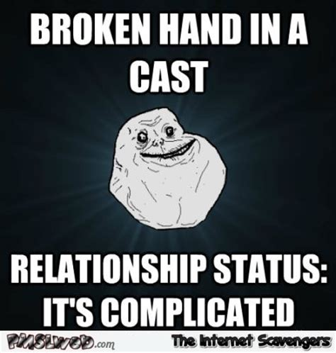 Hilarious Relationship Memes - relationship status it s complicated meme pmslweb