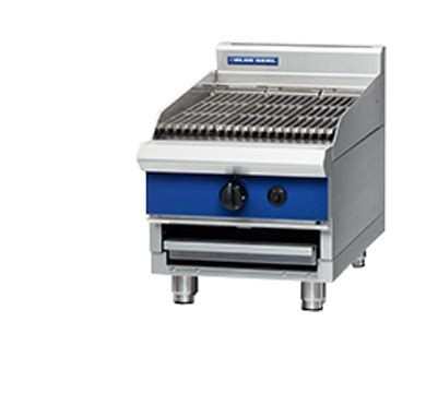 gas bench blue seal evolution series g593 b 450mm gas chargrill
