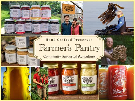 The Farmers Pantry by Home Farm Feast