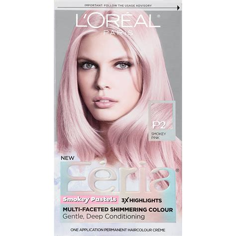 loreal rose gold hair color rose gold hair color loreal www imgkid com the image