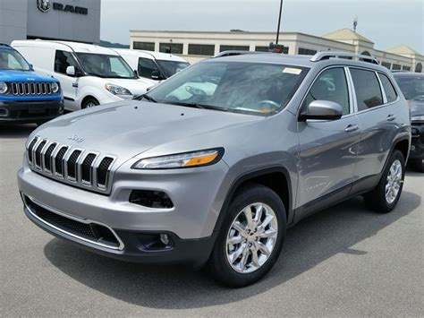jeep vehicles 2015 2015 jeep limited 4x4 grey hunt chrysler