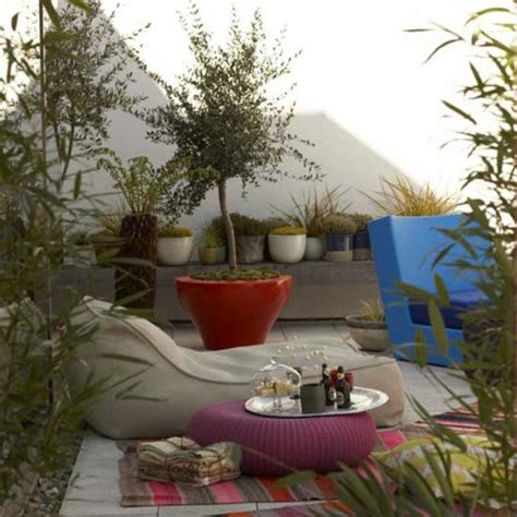 beautiful bohemian patio designs digsdigs