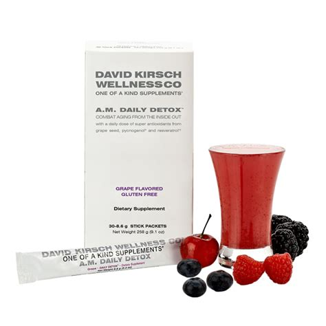 David Kirsch Detox Cleanse by All Supplements David Kirsch
