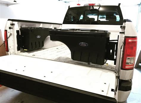 undercover swing case truck toolbox undercover swing case truck toolbox install ford f150