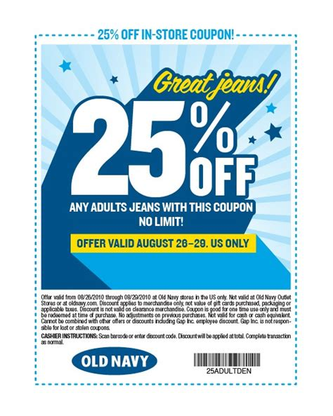 old navy coupons nov old navy promo code 2016 specialist of coupons