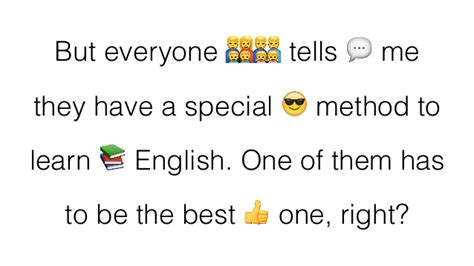Whats The Best Way To What S The Best Way To Learn English