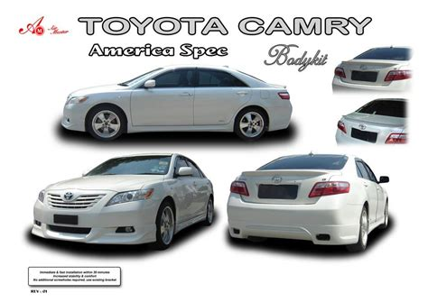Bodykit Mobil Toyota Camry toyota camry america spec end 3 21 2018 5 14 pm myt
