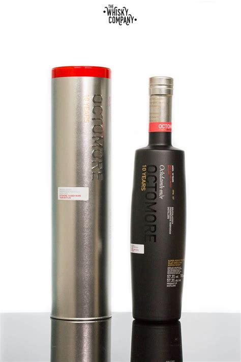 Bruichladdich Octomore 10 Second Limited Edition Islay