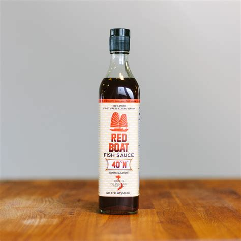 red boat fish sauce best fish sauce taste test 13 brands compared our daily brine