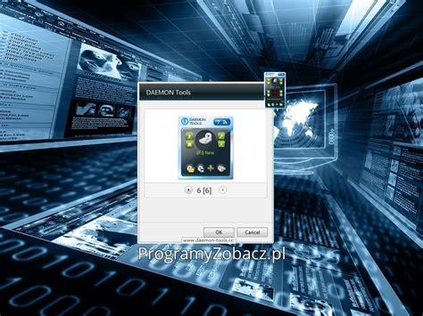 Daemon Tool Lite Windows 7 by Daemon Tools Lite 4 49 1 0356 Pobierz Za Darmo